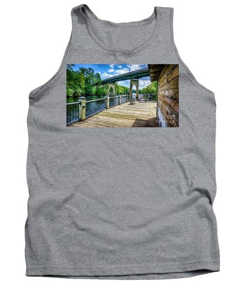 Old Conway Bridge Tank Top