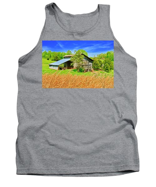 Old Country Barn Tank Top