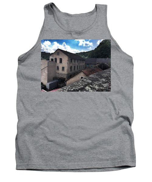 Old Factory  Tank Top