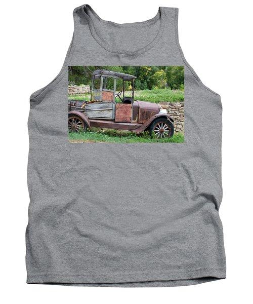 Old Faithful Tank Top