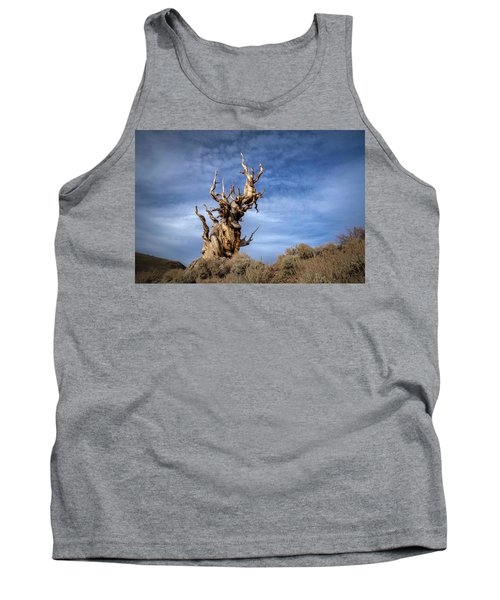 Tank Top featuring the photograph Old Friend by Sean Foster
