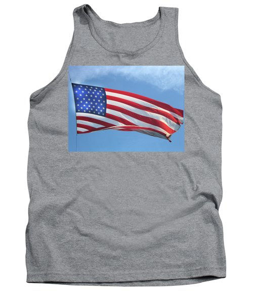 Old Glory Never Fades Tank Top