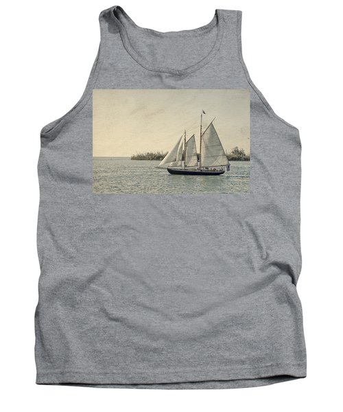 Old Key West Sailing Tank Top