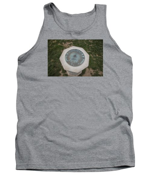 Old Main Statue  Tank Top by John McGraw