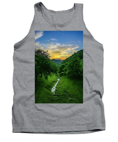 Old Orchard Glow Tank Top