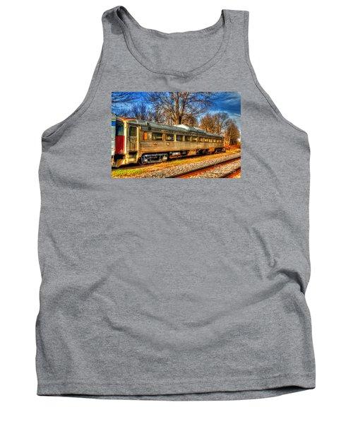 Old Rail Car Tank Top