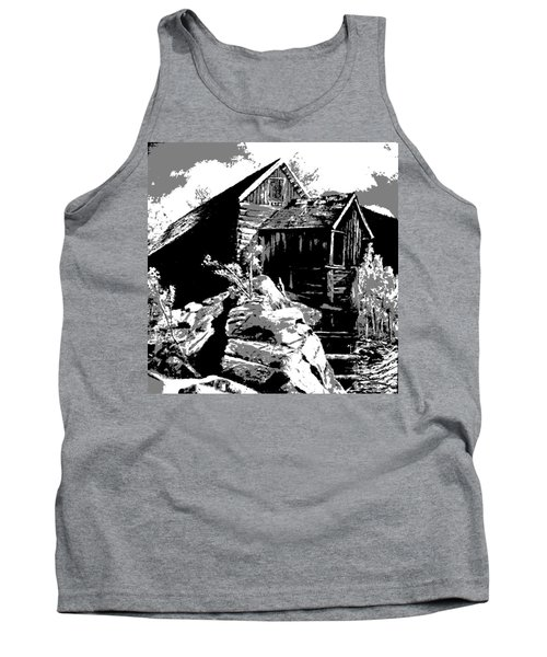 Old Rocky Mill Tank Top