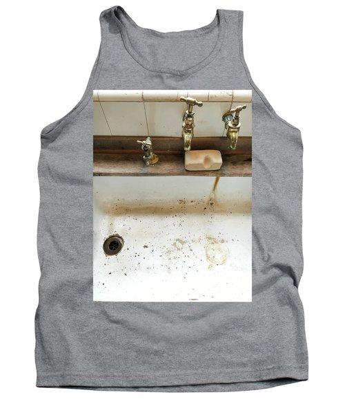 Old Sink Tank Top