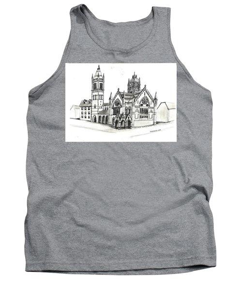 Old South Church - Bosotn Tank Top