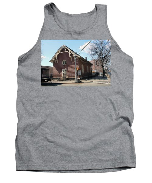 Old St. James Church  Tank Top