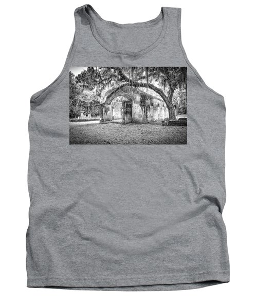 Old Tabby Church Tank Top