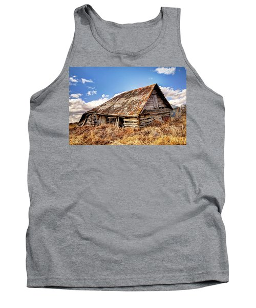 Old Times Tank Top