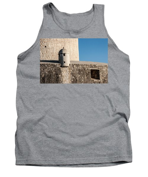 Tank Top featuring the photograph Old Town Dubrovnik by Silvia Bruno