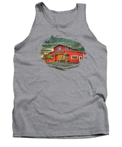 Old Town Mall Bandon Tank Top