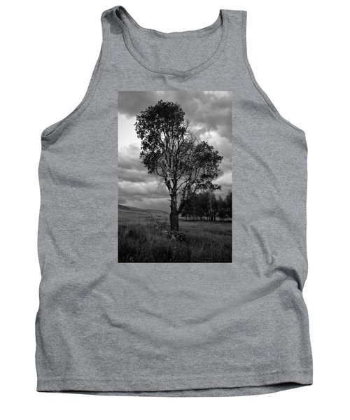 Old Tree, Lost Trail Wildlife Refuge Tank Top