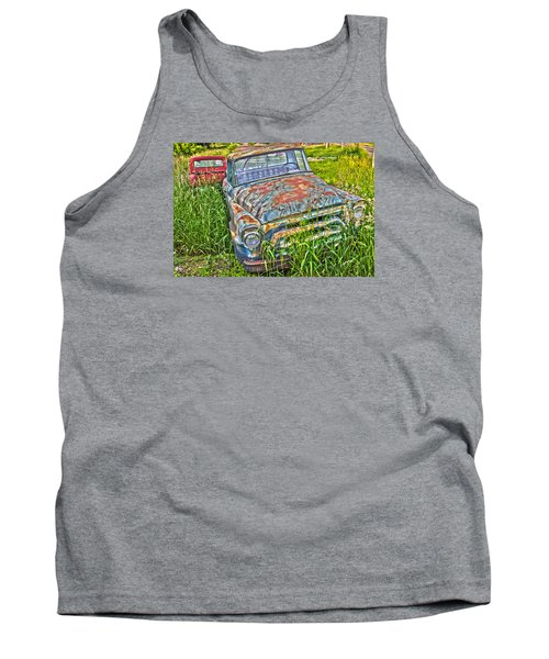 Old Trucks Tank Top