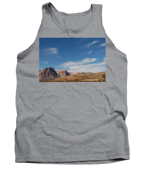 Old West Poles Tank Top