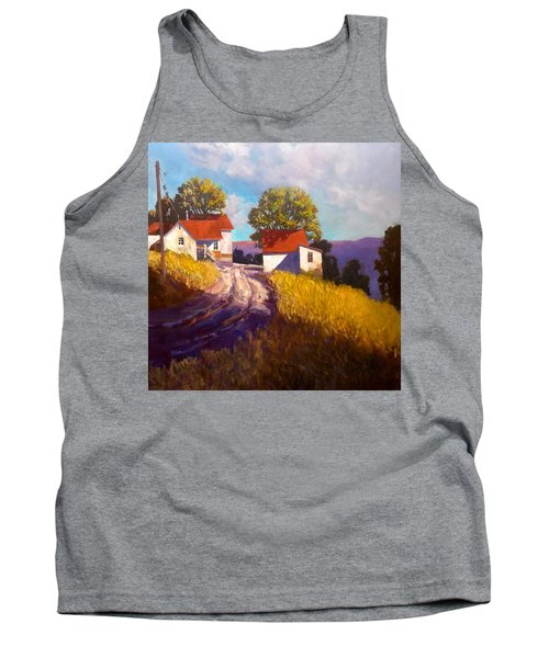 Old Willy's Barn Tank Top