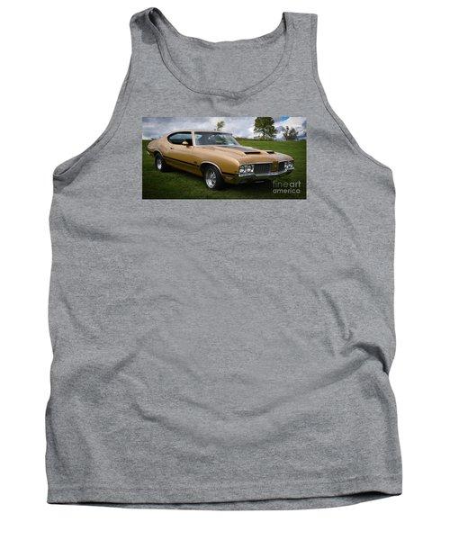 Oldsmobile 442 Tank Top