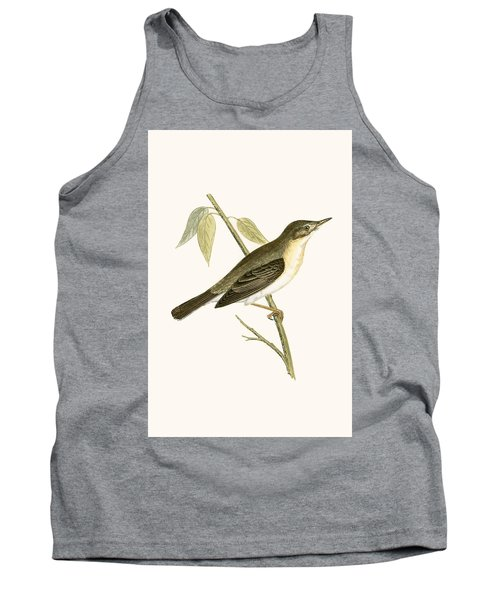 Olivaceous Warbler Tank Top
