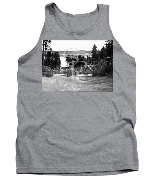 Olympia Country Club 18th Hole Tank Top