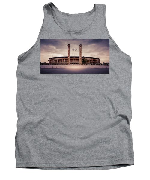 Olympic Stadium Berlin Tank Top