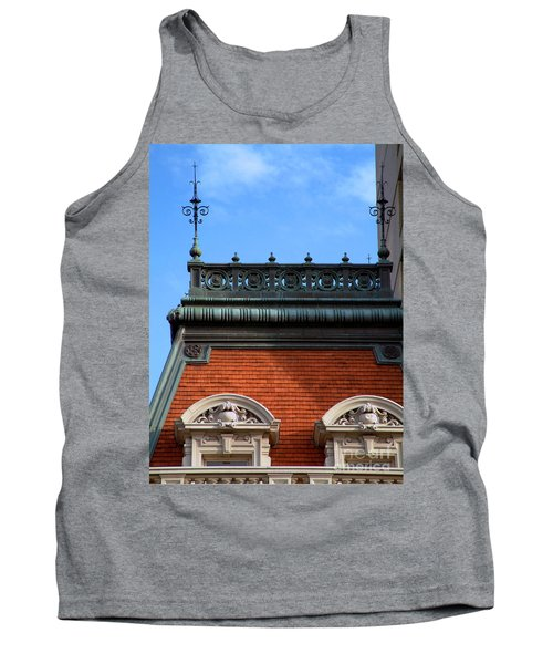 Tank Top featuring the photograph On A Clear Day by RC DeWinter