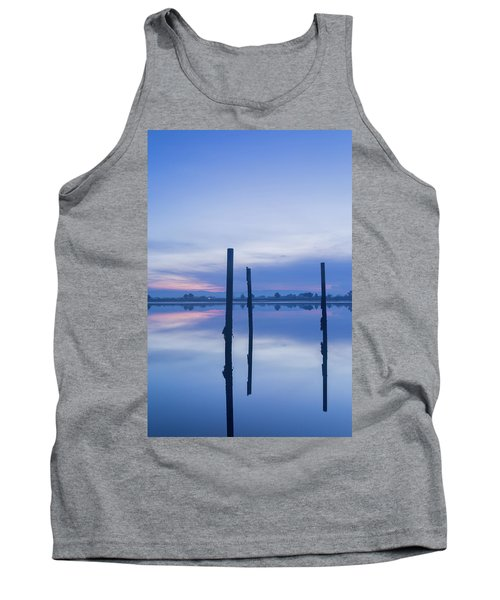 On A Couple Of Sticks Tank Top