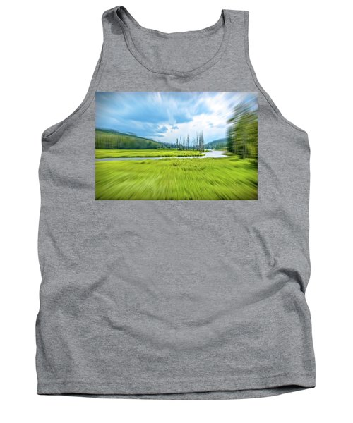 On Approach Tank Top