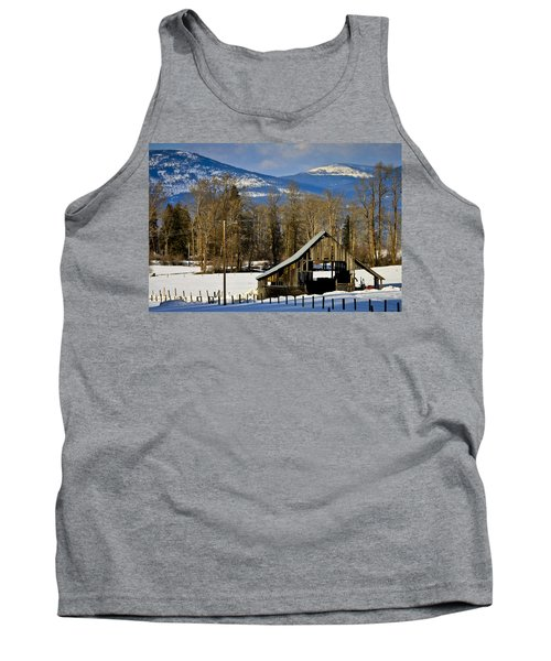 On Hold Tank Top