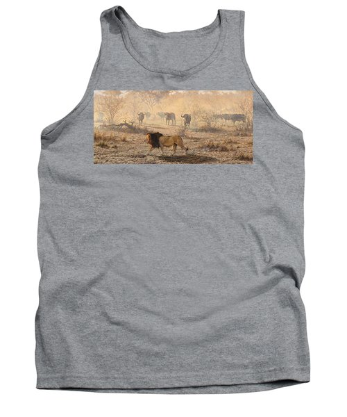On Patrol Tank Top