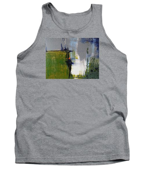 On The Edge Tank Top by Becky Chappell