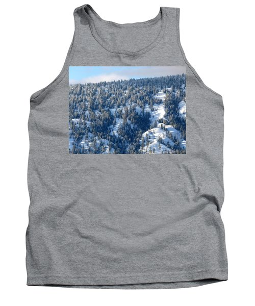 Tank Top featuring the photograph On The Far Side by Will Borden