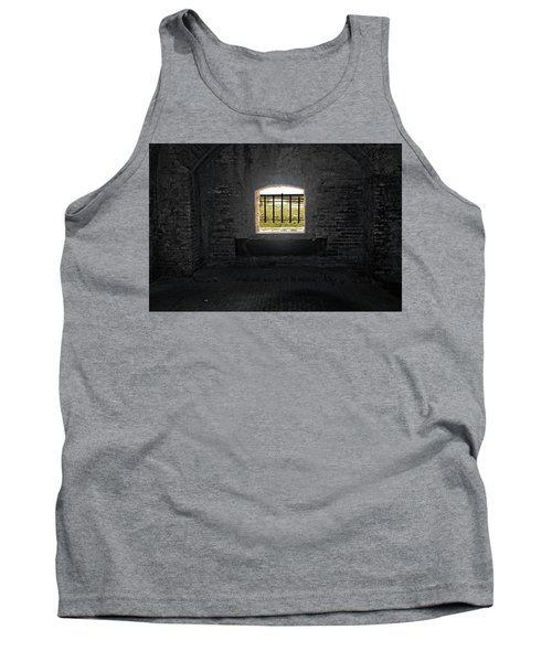 On The Inside Looking Out Tank Top