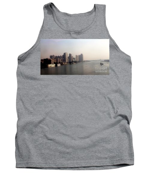 Tank Top featuring the photograph On The Nile River by Jason Sentuf