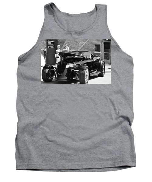 On The Prowl Tank Top by Al Fritz