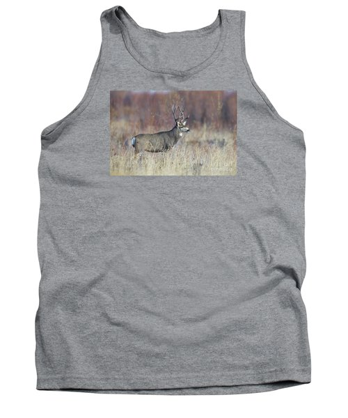 On The River Bank Tank Top