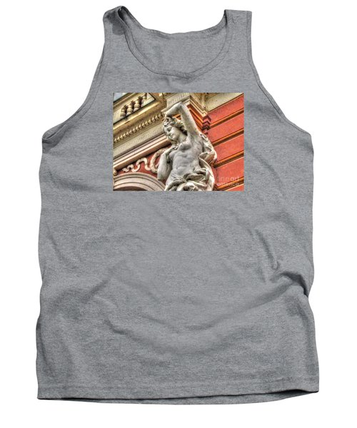 On The Wall Sit Tank Top