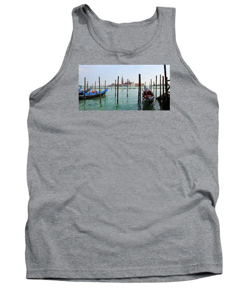 On The Waterfront Tank Top
