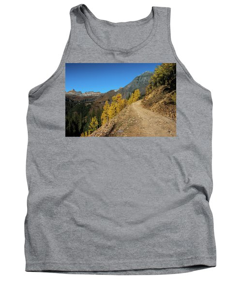 On The Way To Clear Lake In Co - 0056 Tank Top