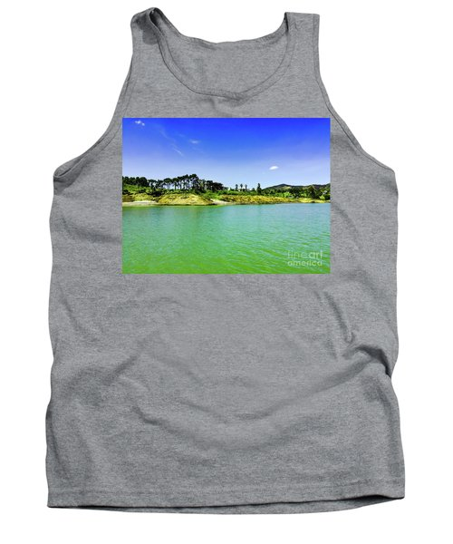 Once Upon A Crime Tank Top