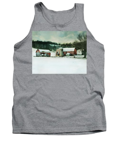 Tank Top featuring the photograph Once Was Special by Julie Hamilton