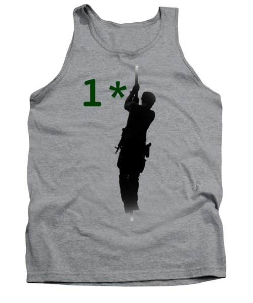 One Asterisk Tank Top by David Morefield