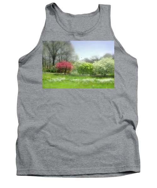 Tank Top featuring the photograph One Love by Diana Angstadt