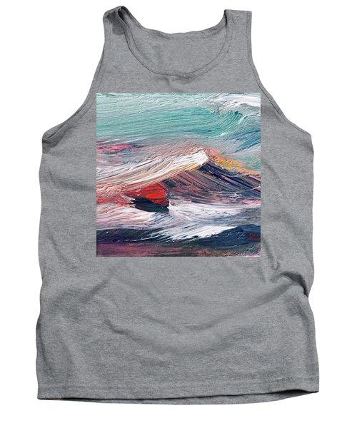 Wave Mountain Tank Top