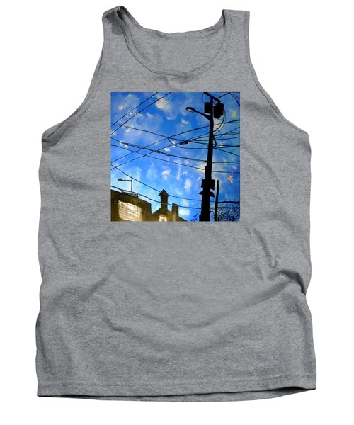 One Philly Sky Tank Top
