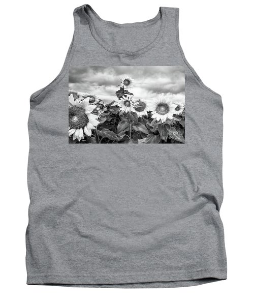 One Stands Tall Tank Top by Jim Rossol