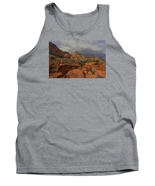 Only Close Tank Top by Mark Ross