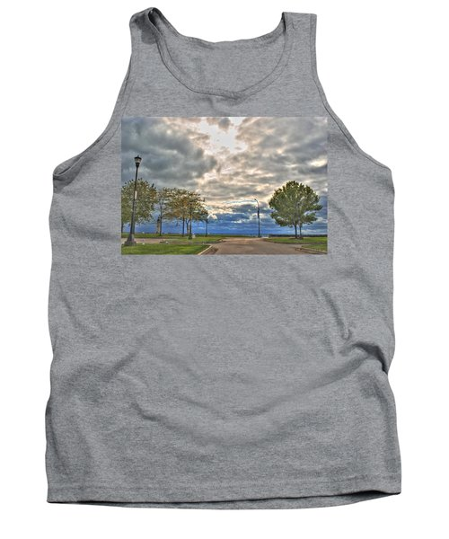 Tank Top featuring the photograph Open Heavens  by Michael Frank Jr