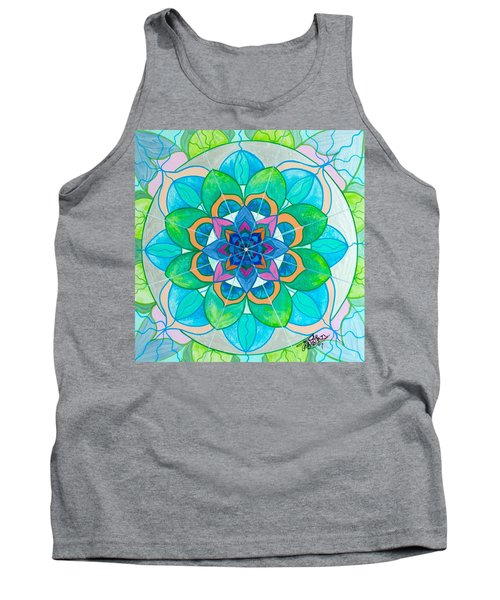 Openness Tank Top